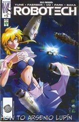 P00006 - 05 Robotech #5