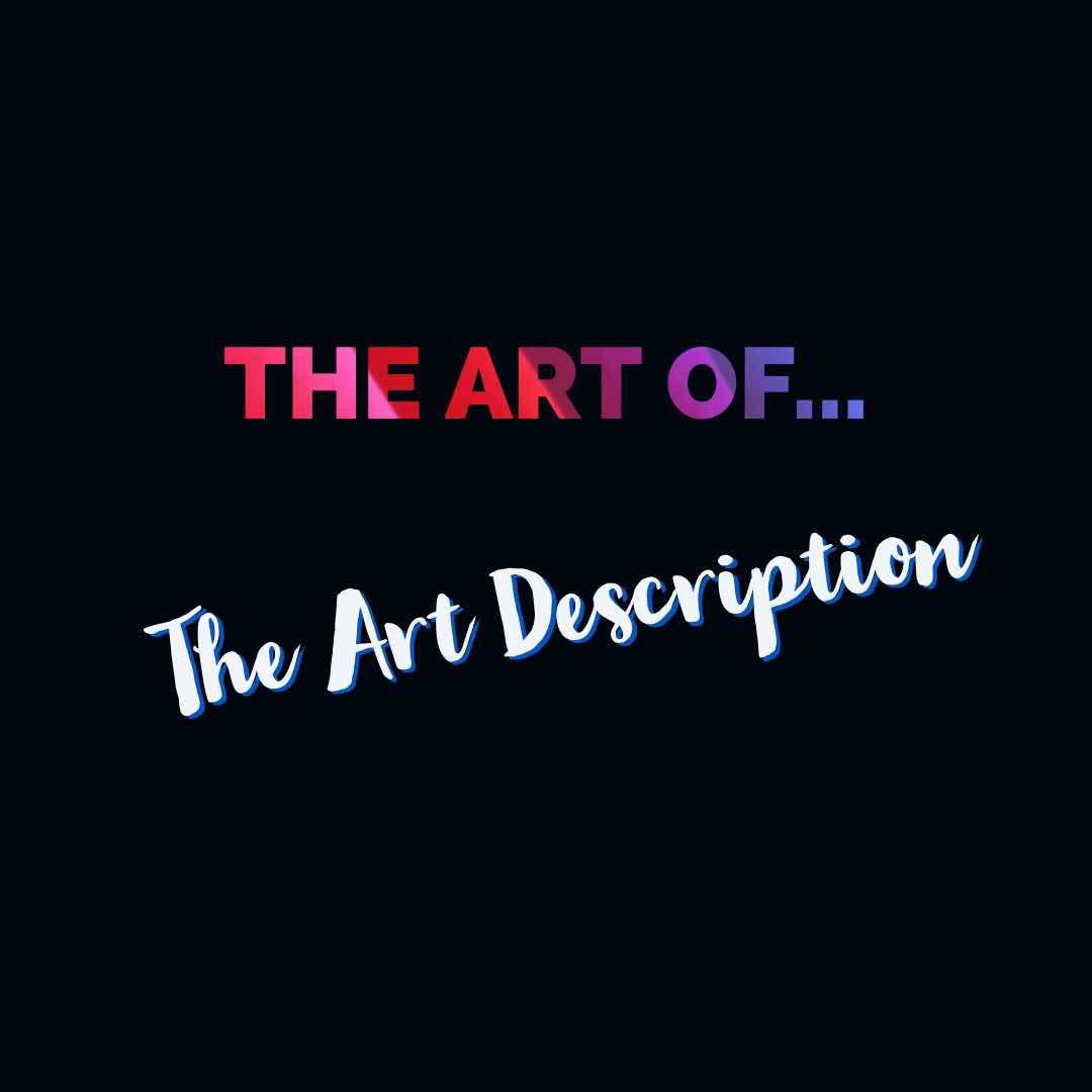 describing art and marketing
