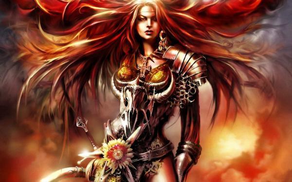 Blood Magic, Gothic Angels