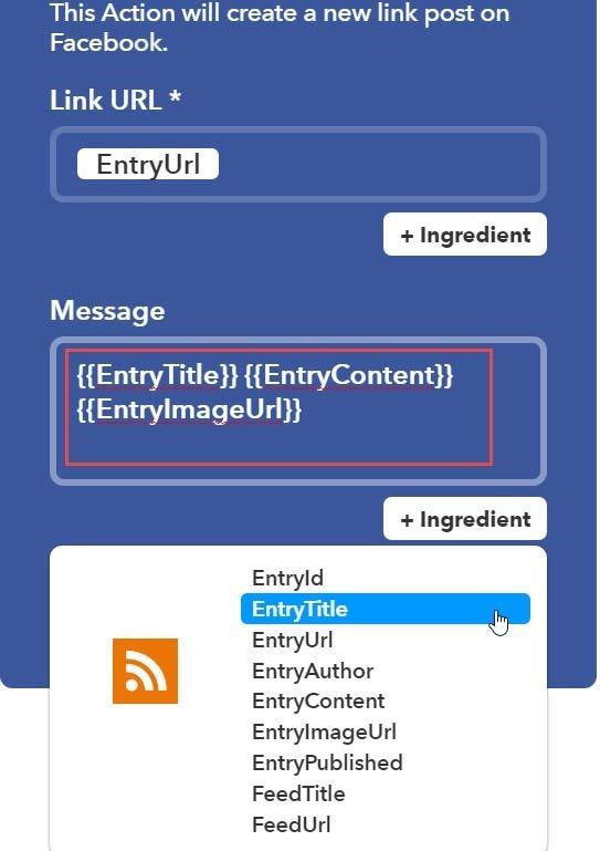 ingredienti-azione-ifttt