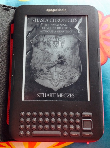 Book Review: The Awakening by Stuart Meczes