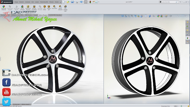 solidworks jant cadprofesor 2