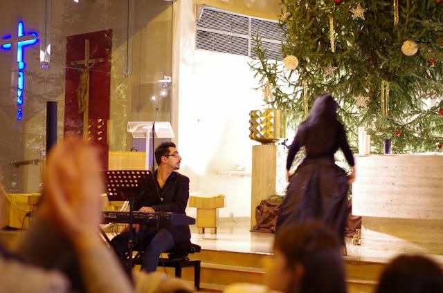 Concert Shina à Saint-Urbain 25 janvier 2014
