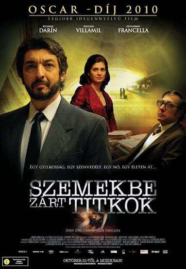 Szemekbe zárt titkok: a film plakátja