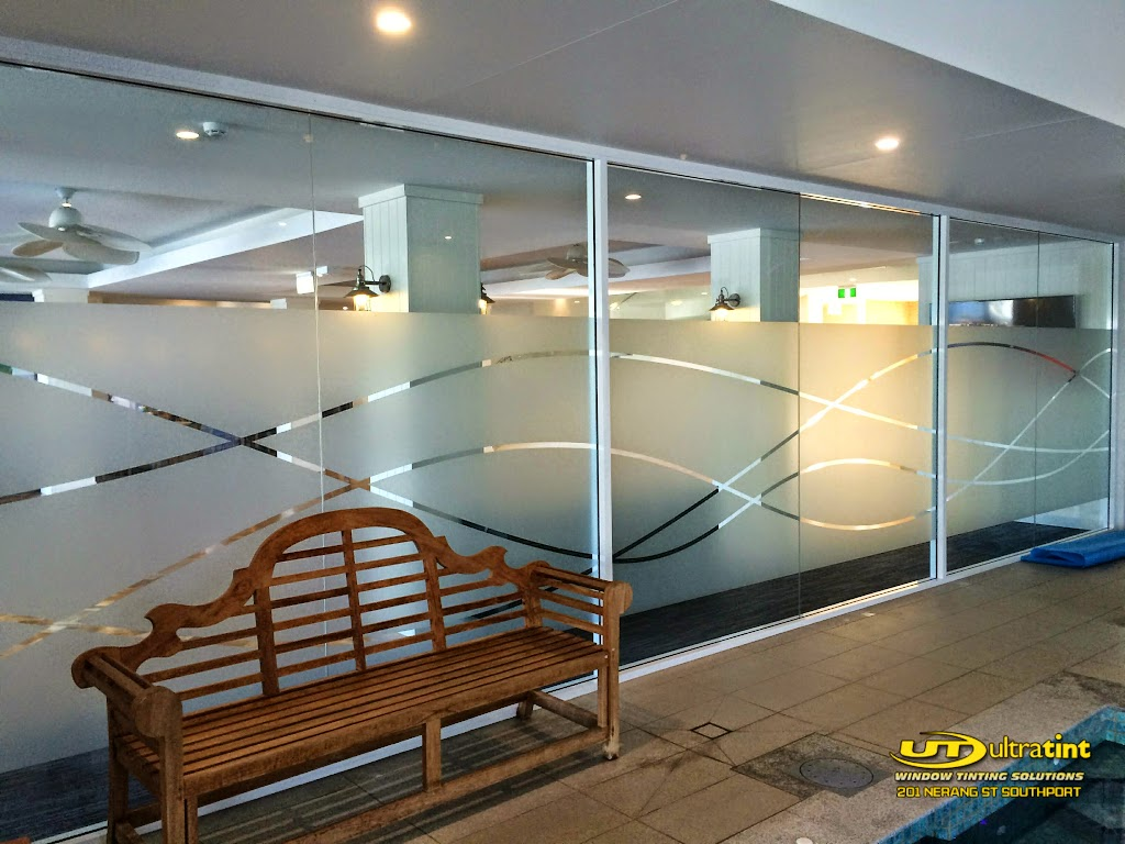 Frosted Films Ultra Tint Window Tinting Gold Coast