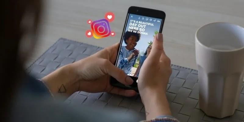 قصص مميزة في Instagram