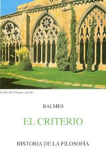 El Criterio - Jaime Balmes