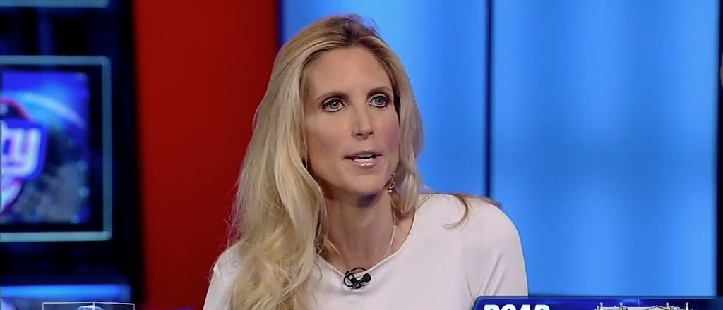 Ann Coulter tweets evidence of planned anti-Trump protests