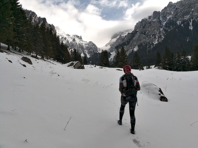 Undeva intre pantofari si trail-runneri.
