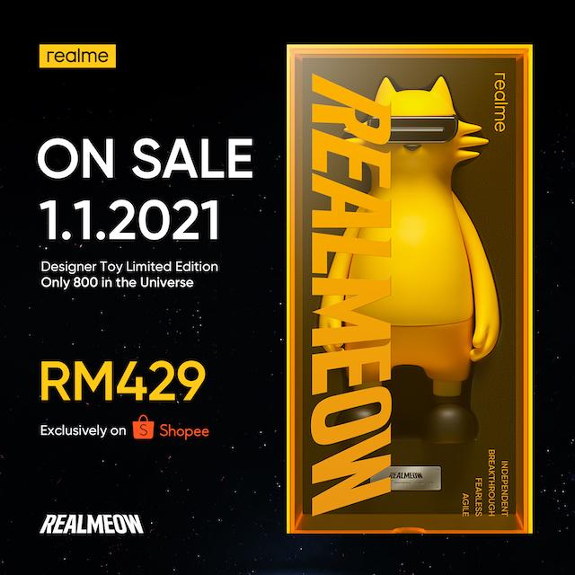 realmeow on sale 1.1.2021