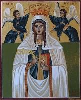 Saint Thekla Image
