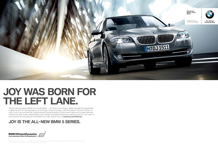 New BMW 5-Series