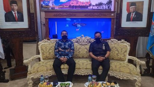 Kunjungi TPST RDF Cilacap, Audy Joinaldy Berharap Bisa Diterapkan di Sumbar