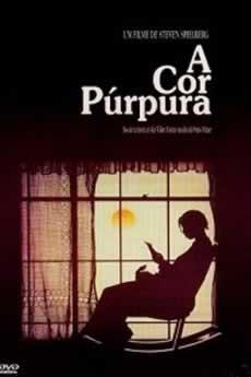 Capa A Cor Púrpura Dublado 1985 Torrent
