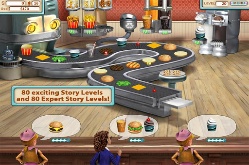 Burger Shop screenshot 11