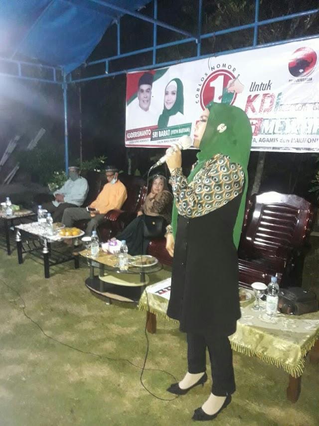 KDI Prioritaskan Program Unggulan Untuk di Rasakan Langsung Warga Kabupaten Bengkalis