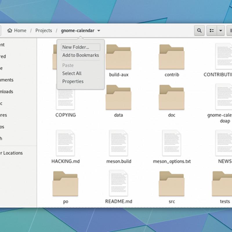 """Muchas mejoras en la nueva versión de GNOME presente en Ubuntu 18.10 """"Cosmic Cuttlefish""""."""