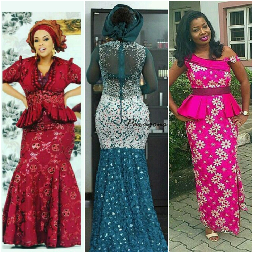 Ankara And Aso Ebi Styles For Wedding Occasion Download