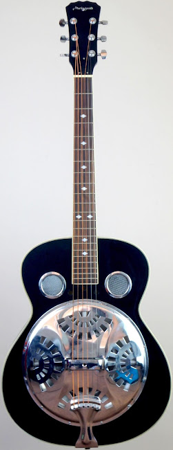 Martin Smith Dreadnaught Resonator Acoustic Guitar