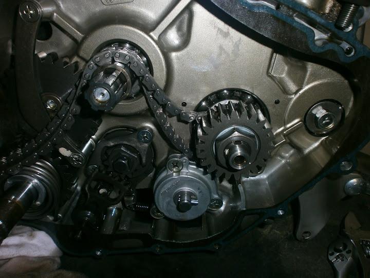 Les moteurs de DR350. P9290002