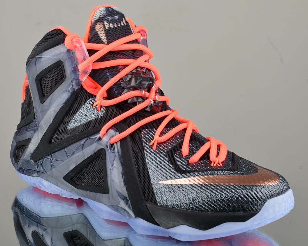 f2afae47f1002 ... hot nike lebron 12 elite rose gold detailed pics 6b276 a8ea3