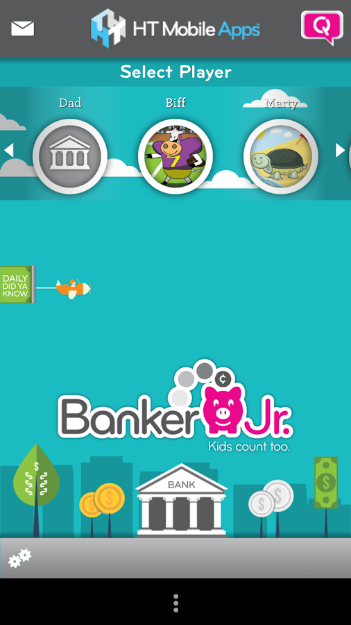 Banker Jr.- screenshot