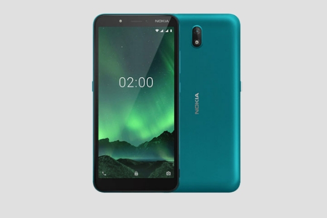 Nokia C3 Android Smartphone Launched in China