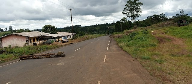 Army clears Bamenda-Bali road, appeals to population to shun fear