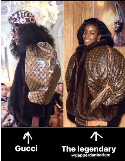 Gucci Vs Dapper Dan
