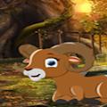 Games4King - Happy Lamb Rescue Escape