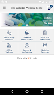 The Generic Medical Store Apk Latest Version Download For Android 1
