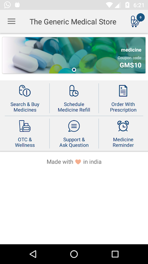 The Generic Medical Store- screenshot
