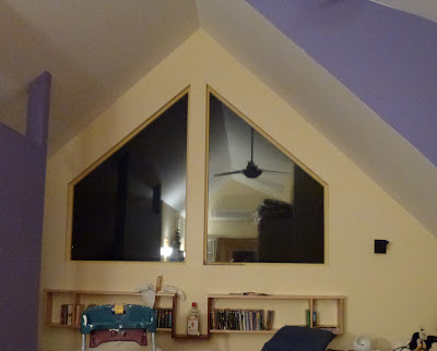 Curtains Or Blinds For Trapezoid Windows