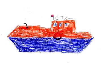 Lifeboat - Thomas