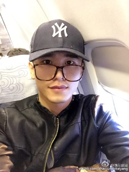 Shang Bai China Actor