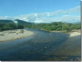 riviere de Siberie