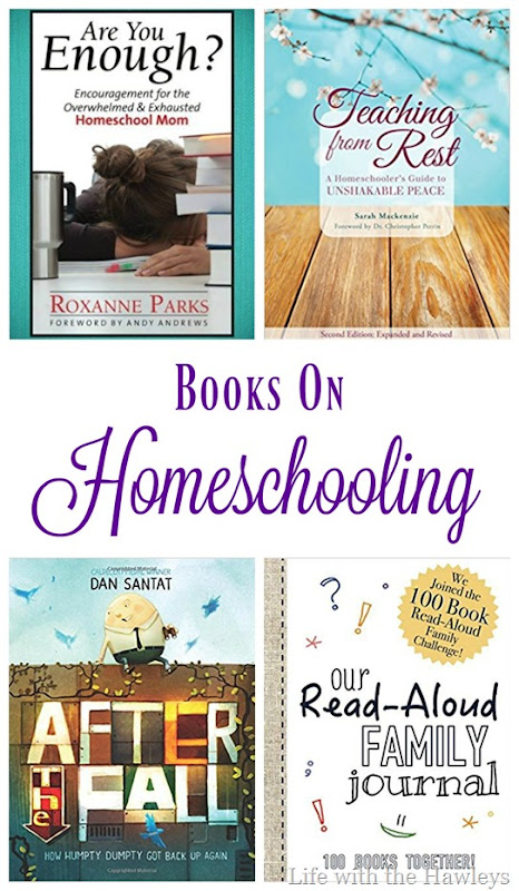 Books on Homeschooling- Life with the Hawleys