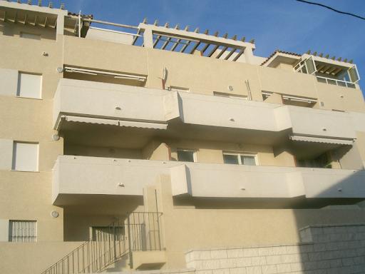 Apartamento con vistas al