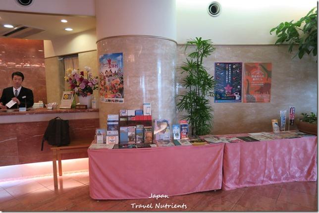 日本四國高知Kochi Pacific Hotel (5)
