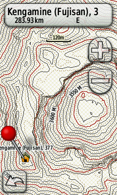 Garmin地形図