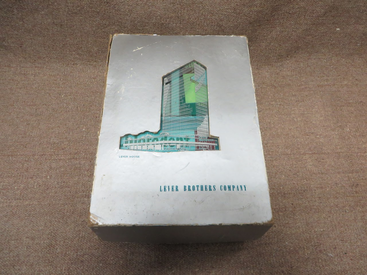 Vintage Lever Brothers Gift Box