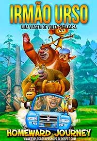 Baixar Filme Irmãos Urso A Viagem de Volta Para Casa Dublado Torrent