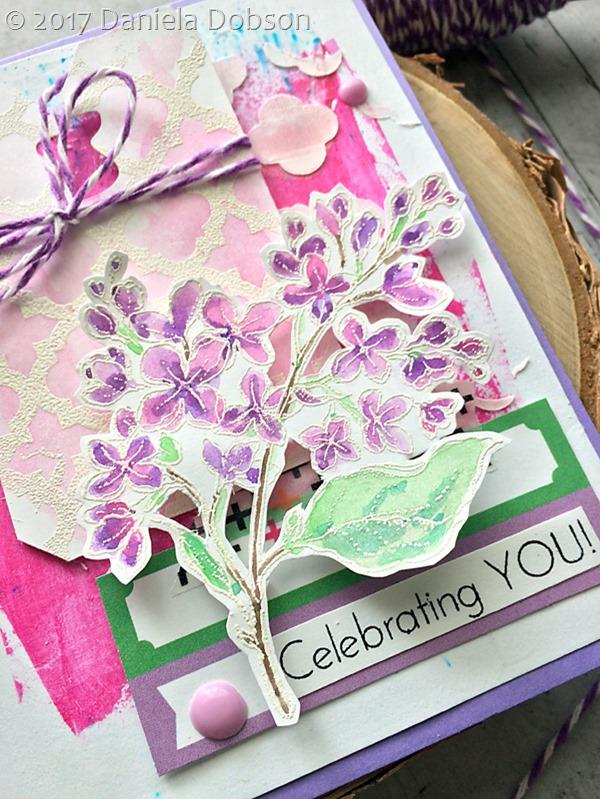 Celebrating you close by Daniela Dobson