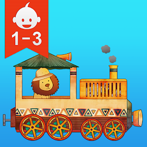 Safari Train for Toddlers for PC and MAC