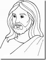 jesus para colorear (2)