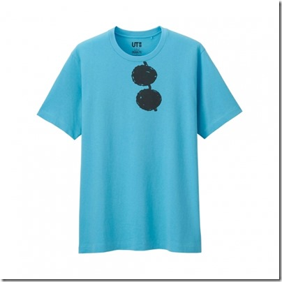 Uniqlo UT MEN Peanuts Short Sleeve Graphic T-Shirt 08