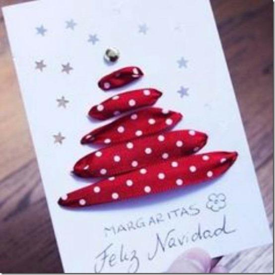 manualidades tarejtas navidad todonavidad info (28)