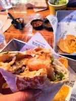 Wilbur Mexicana - S&T burrito