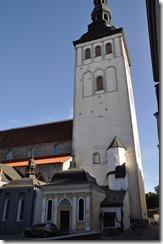 Tallin eglise St Nicolas