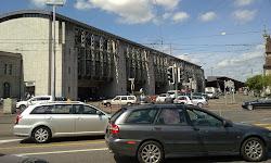 Estación de tren de Zúrich
